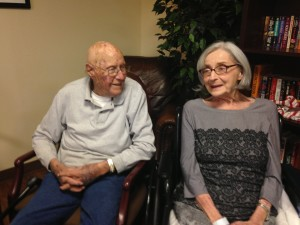 Mr. Shultz was a WW2 veteran and had not seen a dentist in many years. When his daughter, Sandra, met Dr. Kirk in 1999 he decided to give him a try. Gene would often say that Dr. Kirk was the most gentle and best dentist he could imagine. Gene and Jane will be missed.